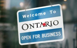Municipal investment tools – opening Ontario for Business