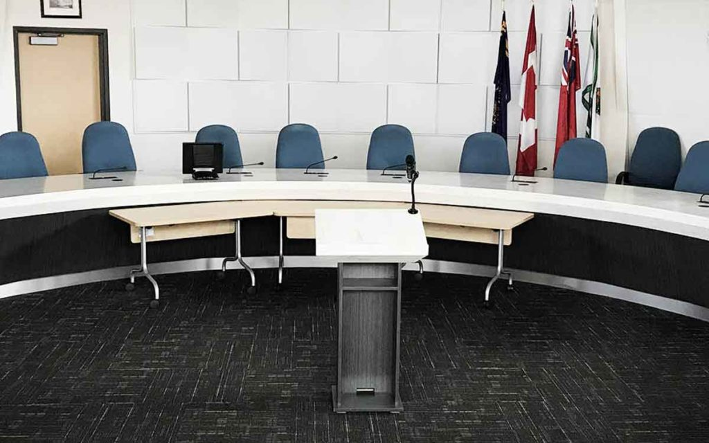 grimsby council chambers