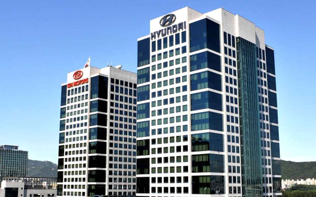 kia and hyundai buildings