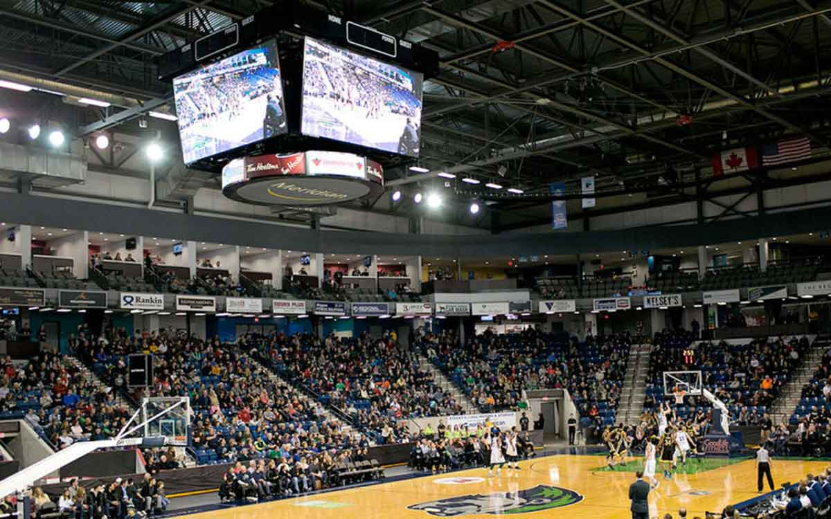 riverlions basketbal court