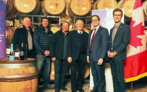 Feds & Province Announce $2 million to support Ontario Grape Growers