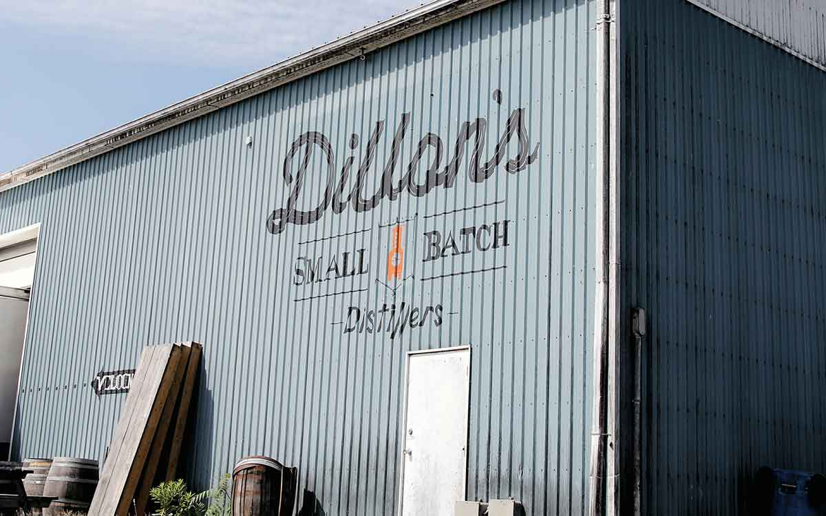 Dillon's Distillery Building