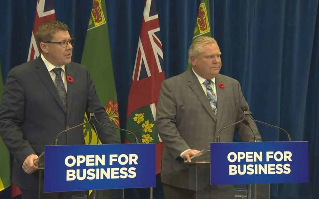 Premier Moe and Premier Ford