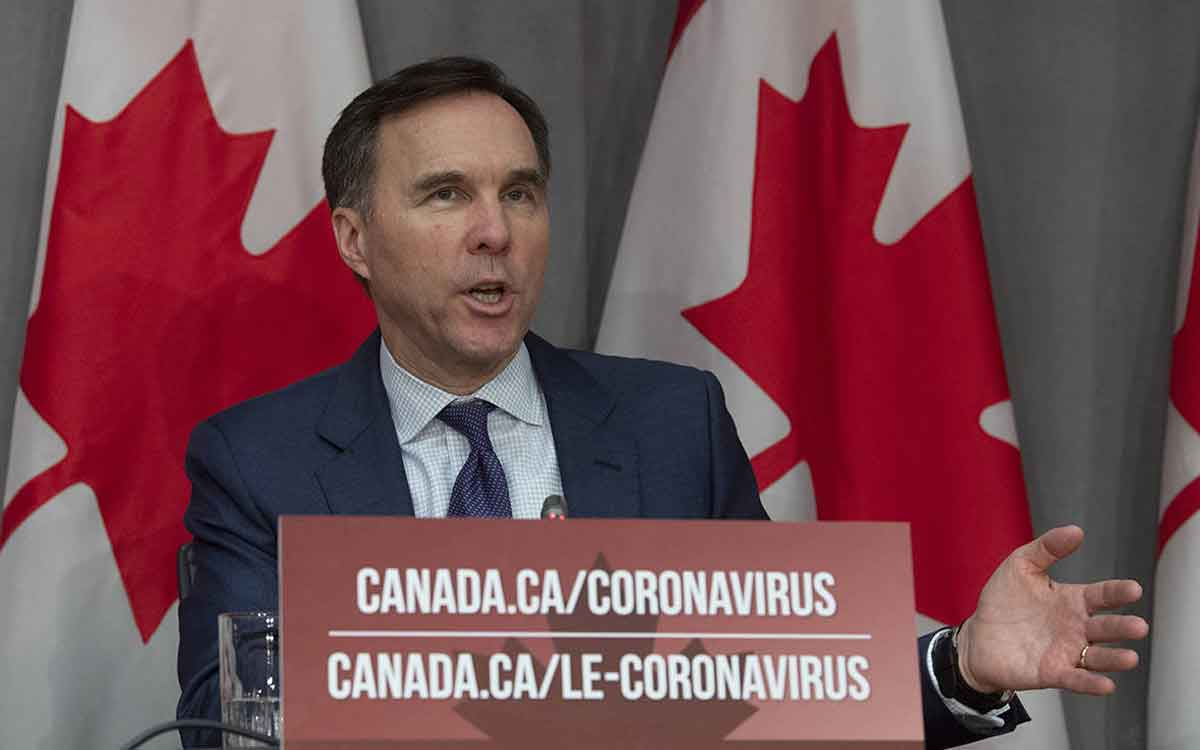 Min Bill Morneau