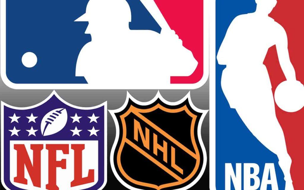 major sports logos