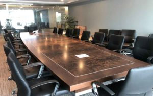 Niagarans get a seat at the table