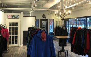 Business has Bean good for local clothing store