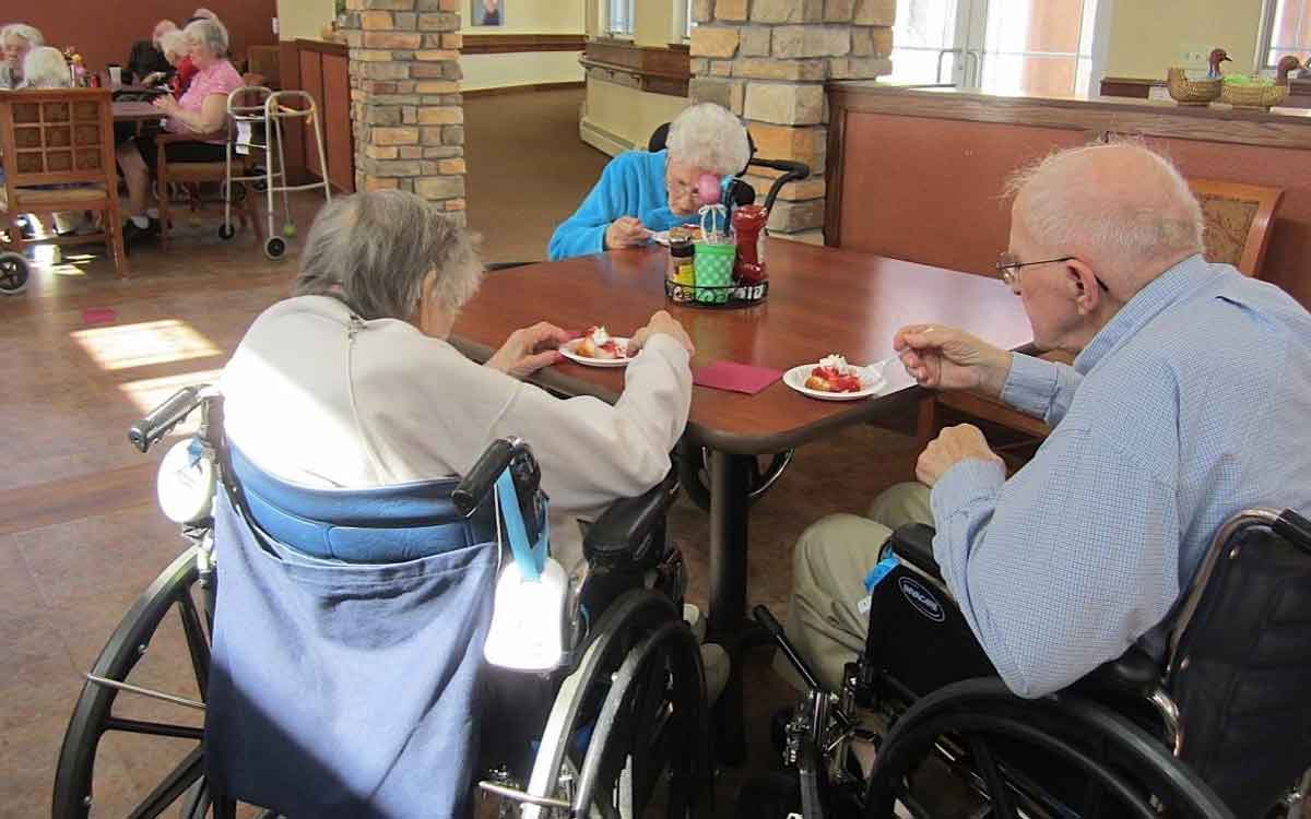 long term care home