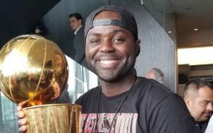 Former Toronto cop, now Thorold resident, turned pro basketball coach                                                                                                                                          Charles Kissi talk's race and sport