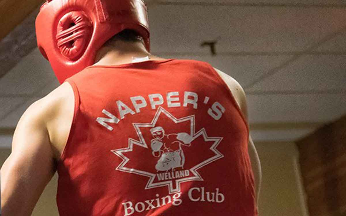 a boxer