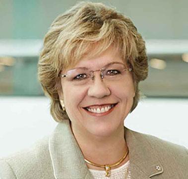 Janet Ecker headshot