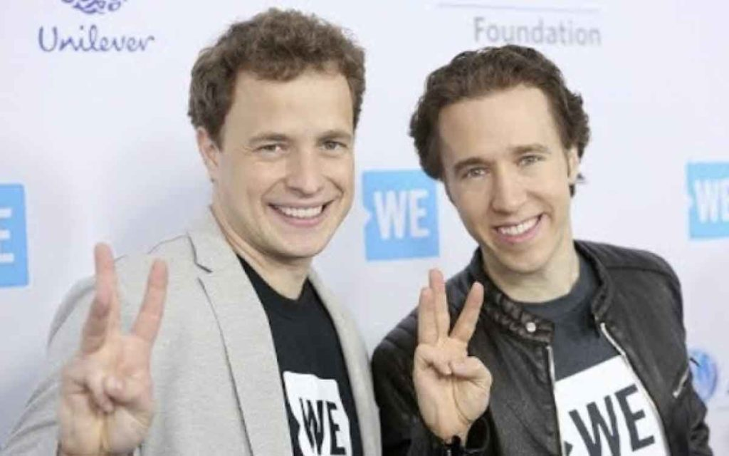 Marc and Craig Kielburger