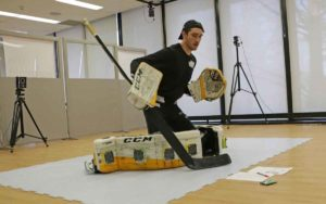 Brock research could be a game-changer for goalies