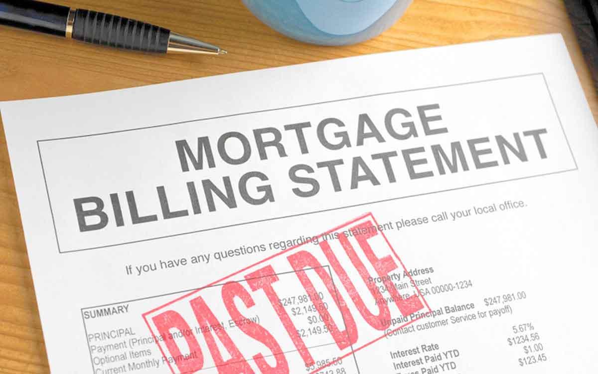 mortgage bill statement