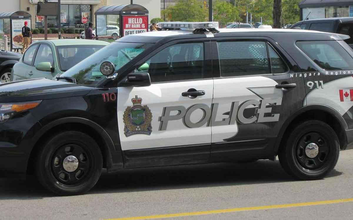nrps police cruiser
