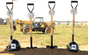 Mountainview breaks ground on Fonthill condominiums