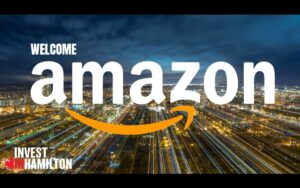 Amazon lands in Hamilton: 1,500 full-time jobs