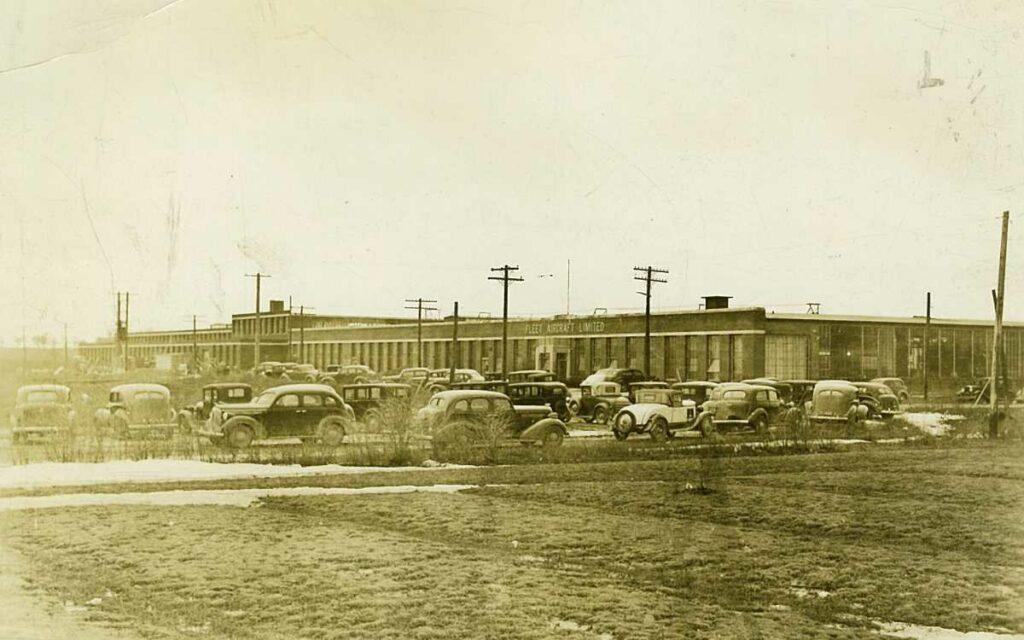 Fleet Aircraft in Fort Erie