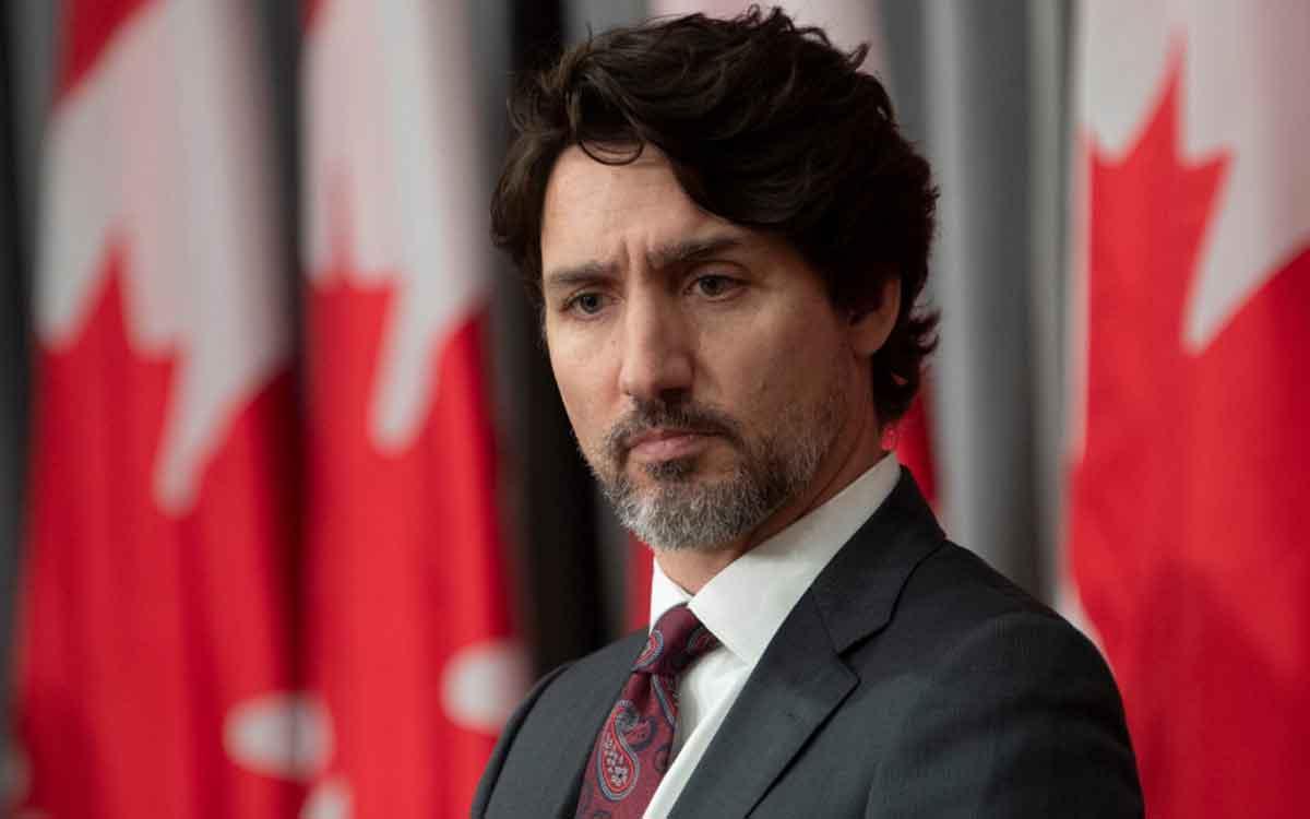 PM Justin Trudeau