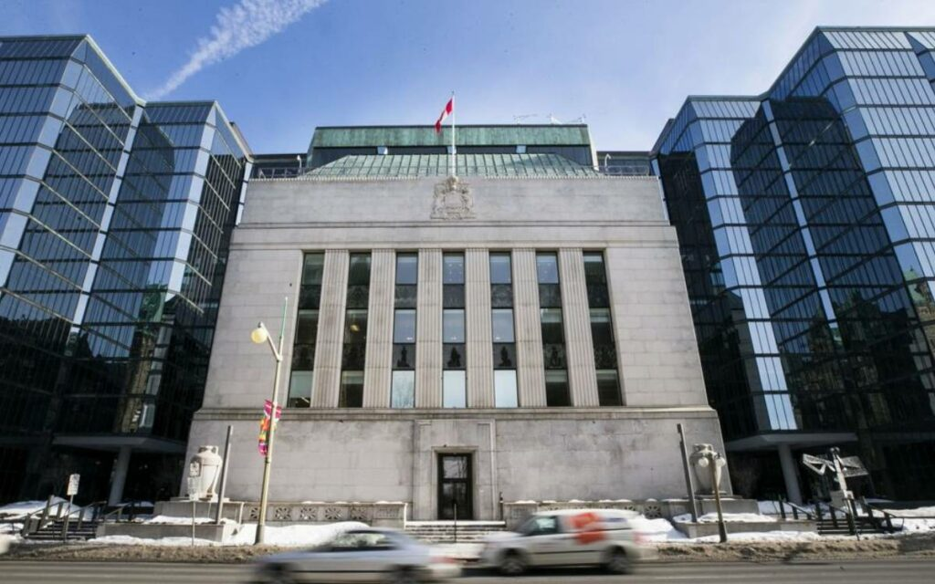the bank of canada building