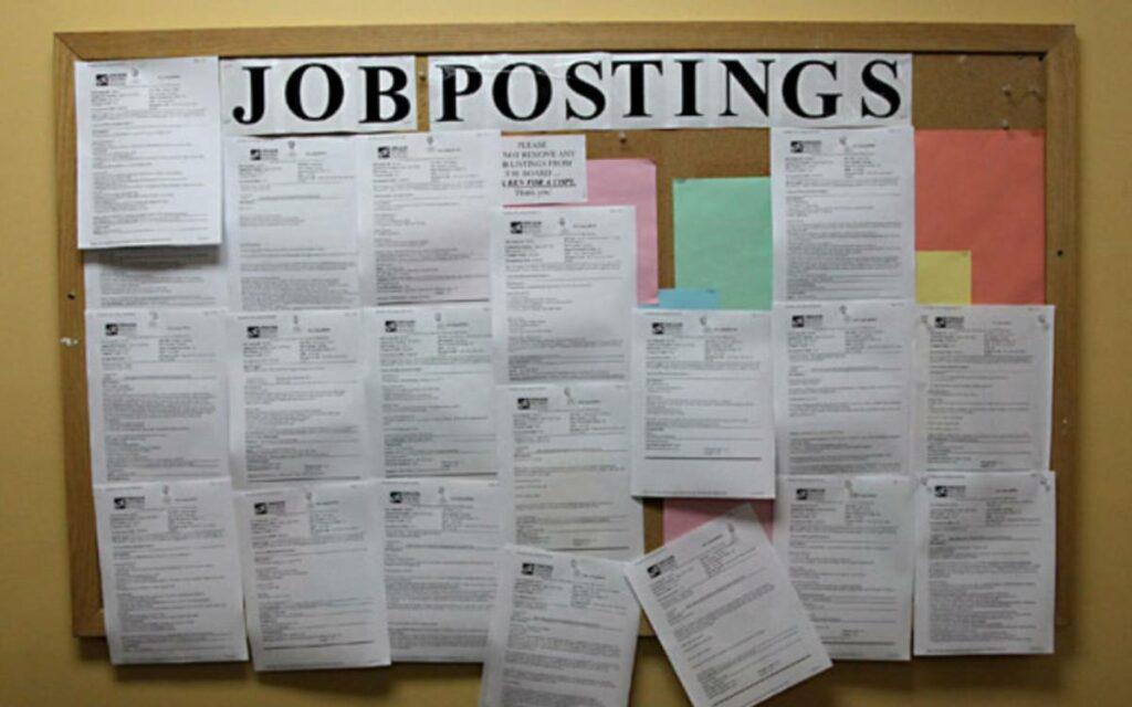 jon postings board