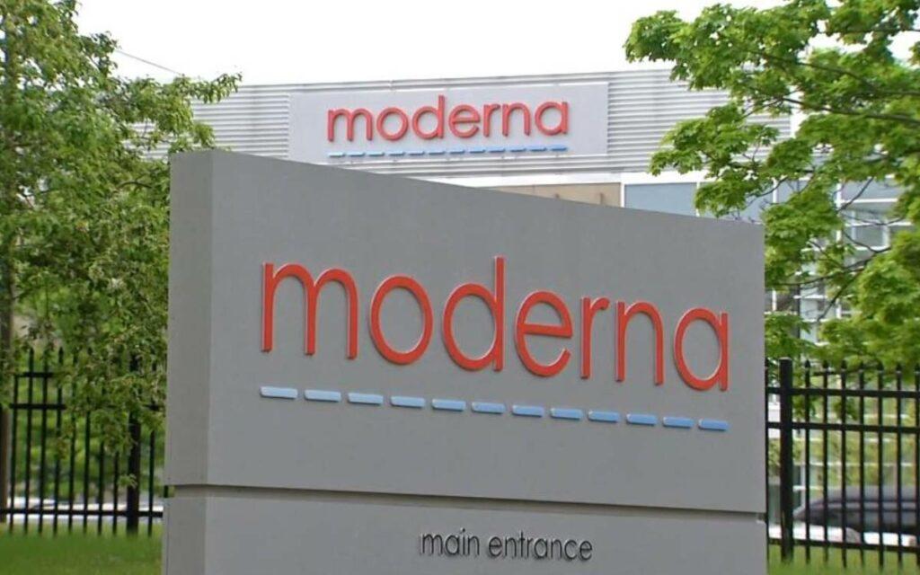 moderna buidling