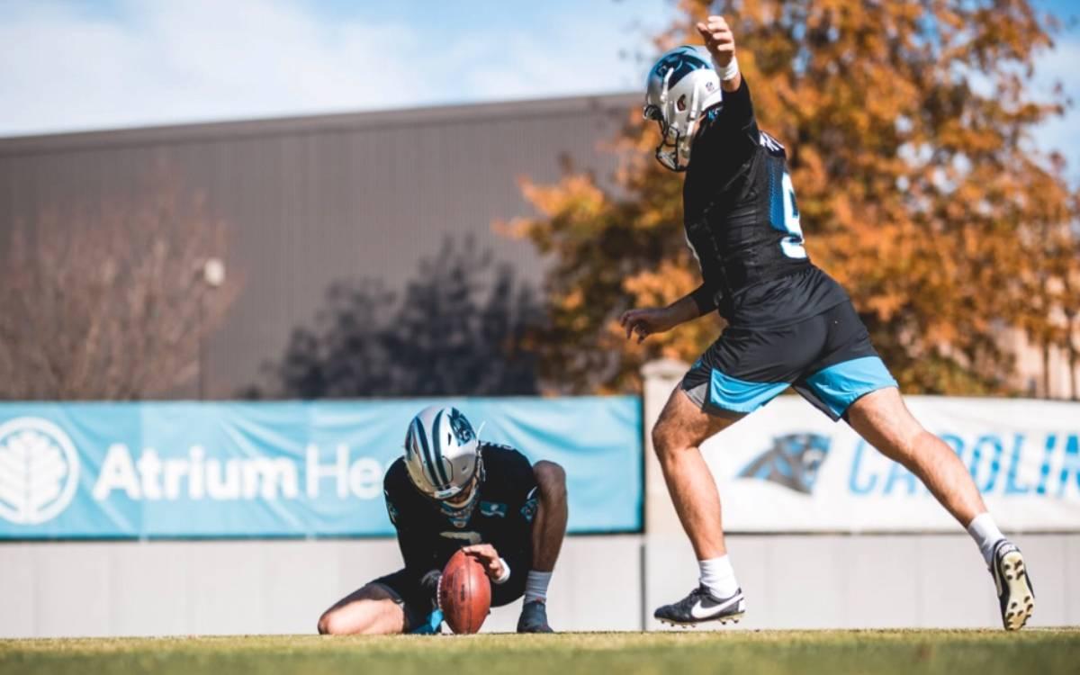 NFL kicker Lirim Hajrullahu