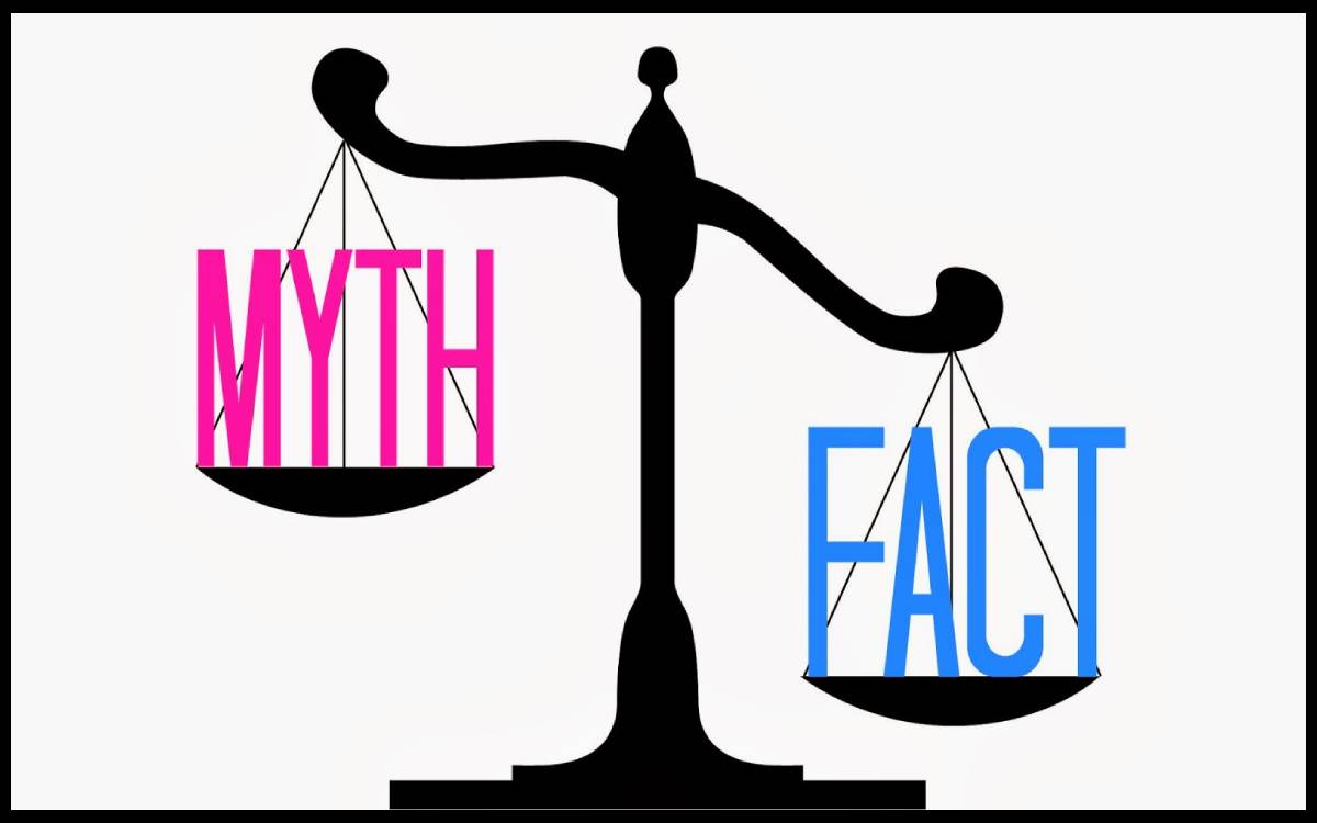 myth vs fact on scales