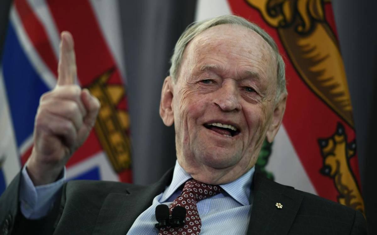 Former PM Chretien