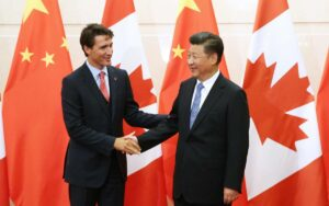 The Ties that Bind the Trudeau Liberals to Communist China