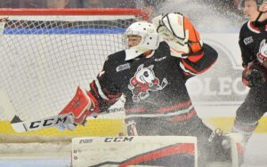 Super Saturday for current and former Niagara IceDog goaltenders