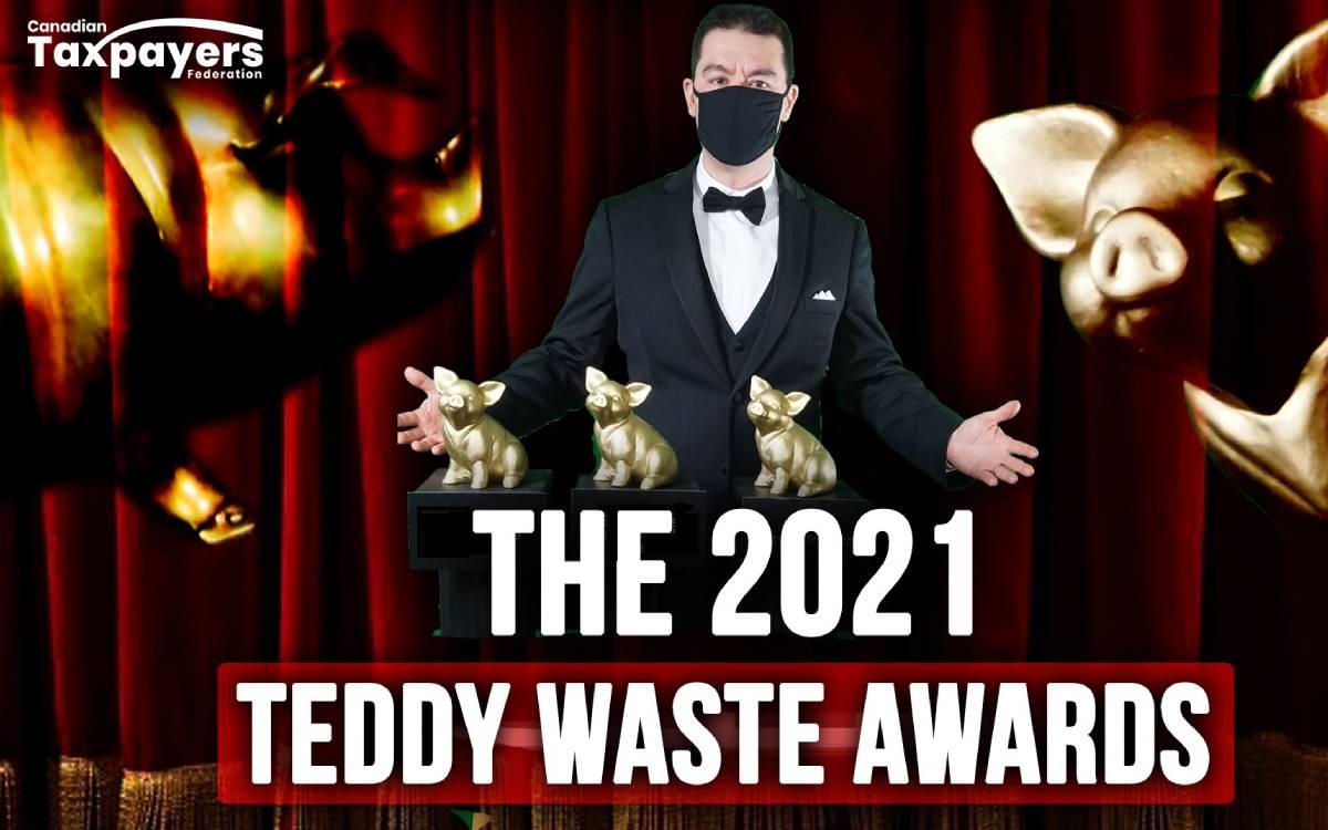 teddy waste award