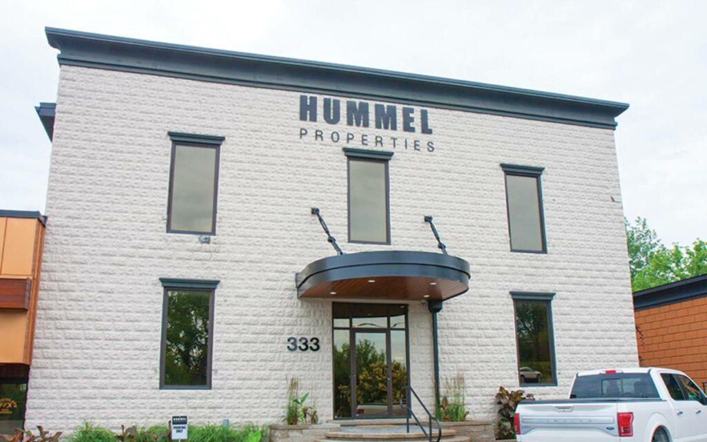 Hummel Properties buidling