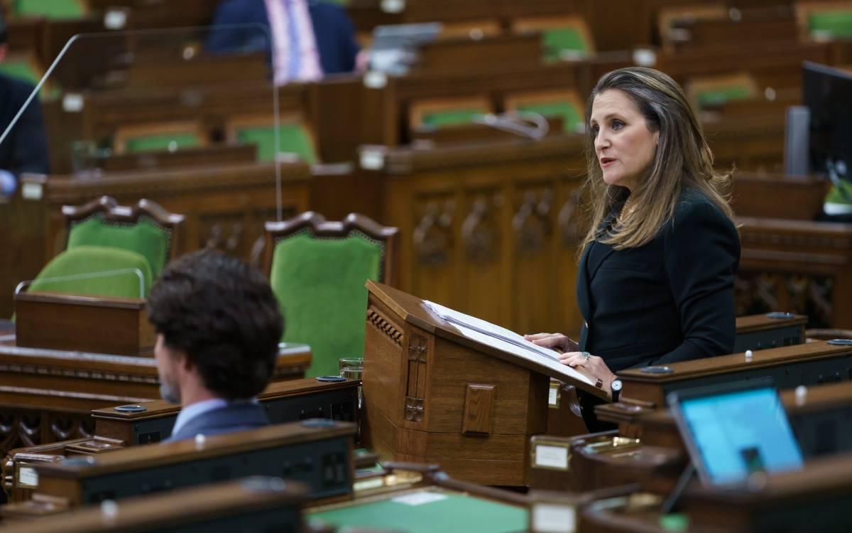 Minister Freeland