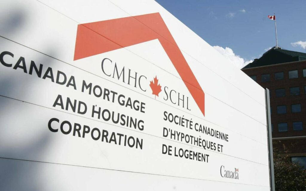 Canada Mortgage and Housing Corporation building