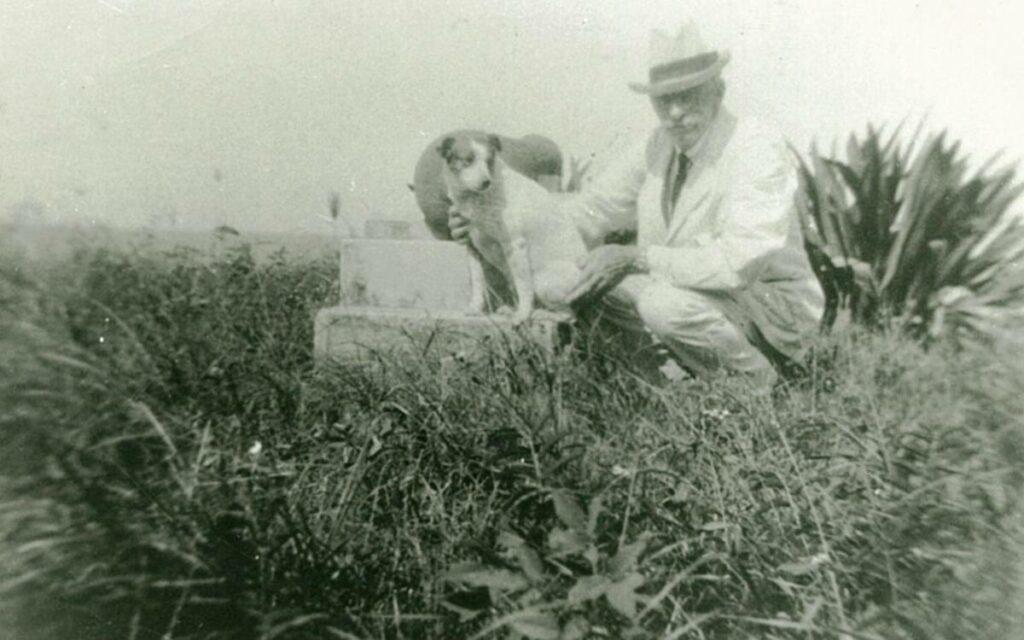 Ernest Alexander 'E.A.' Cruikshank