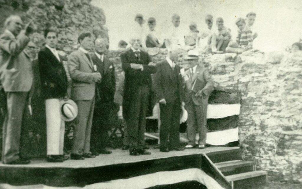 calgary 1933