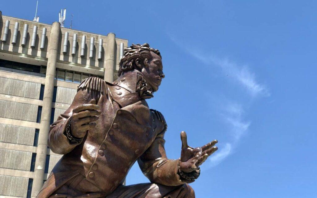 Sir Isaac Brock statue