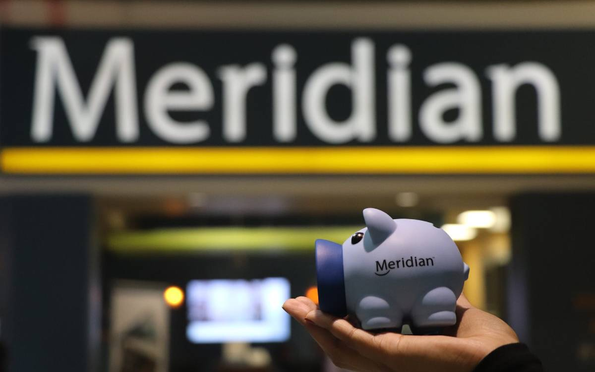 meridian credit union piggy bank