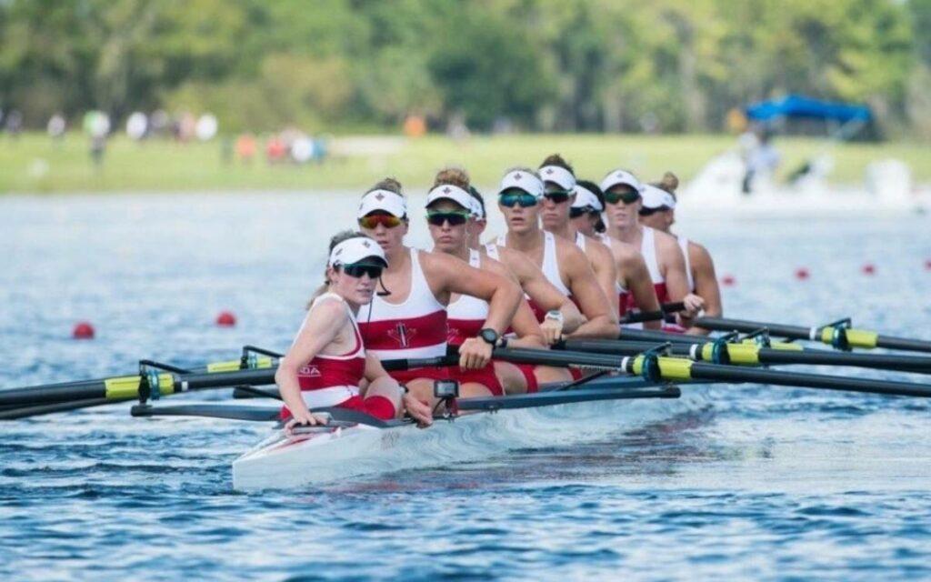 rowing tteam