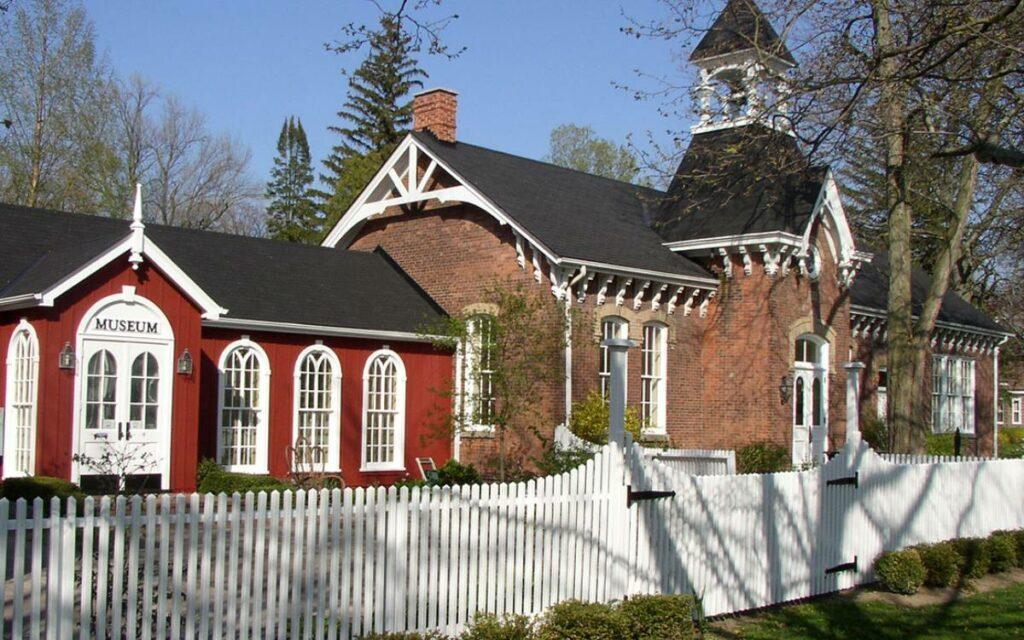 Niagara-on-the-Lake museum
