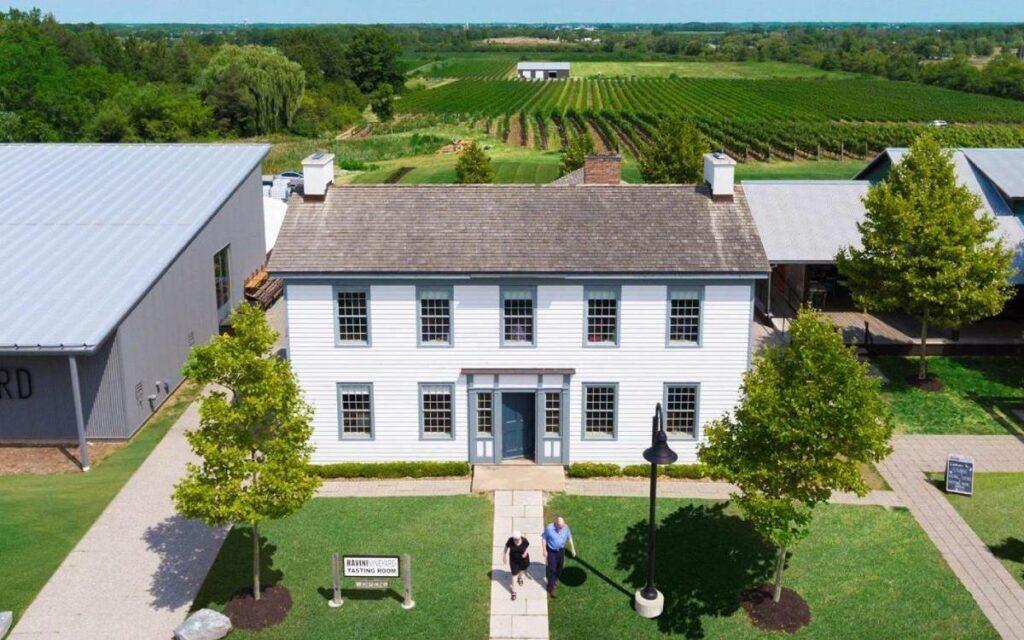 Ravine Winery