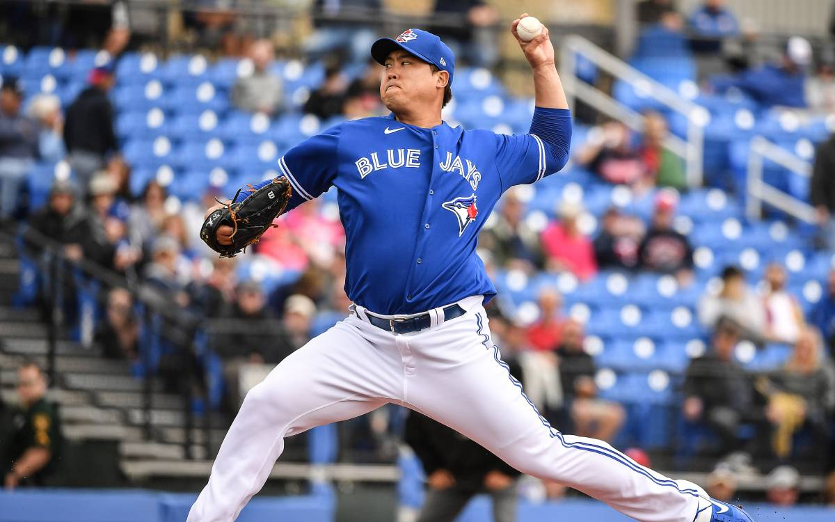 ryu pitching