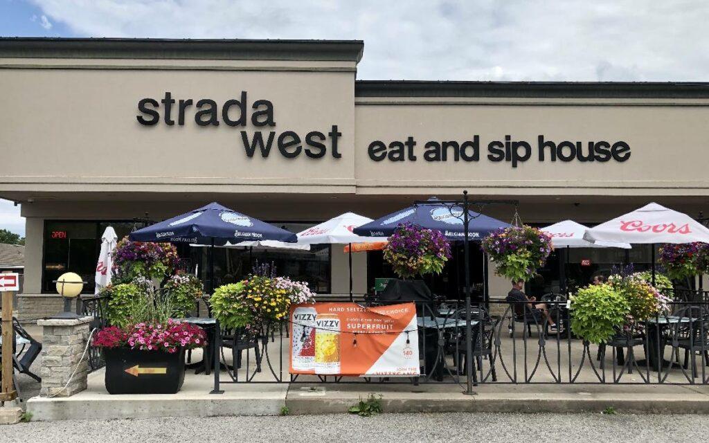 strada west restaurant
