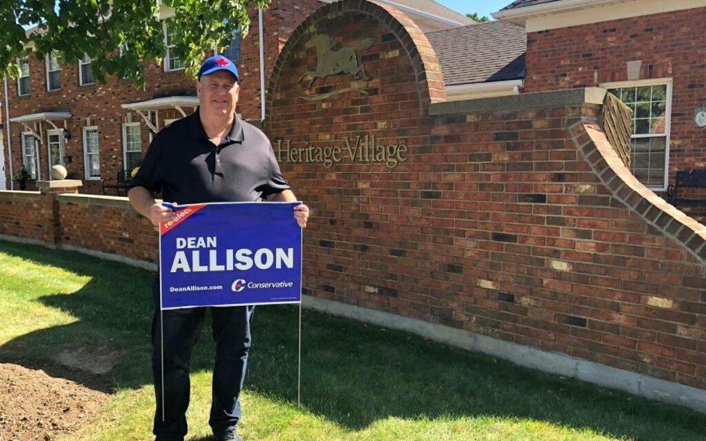 Dean Allison MP