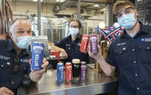 Awards continue to pour in for Niagara College's brewing program