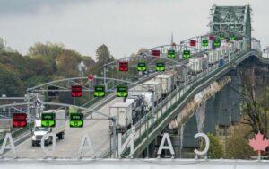 Testing requirement to temper border reopening, local bridge authorities