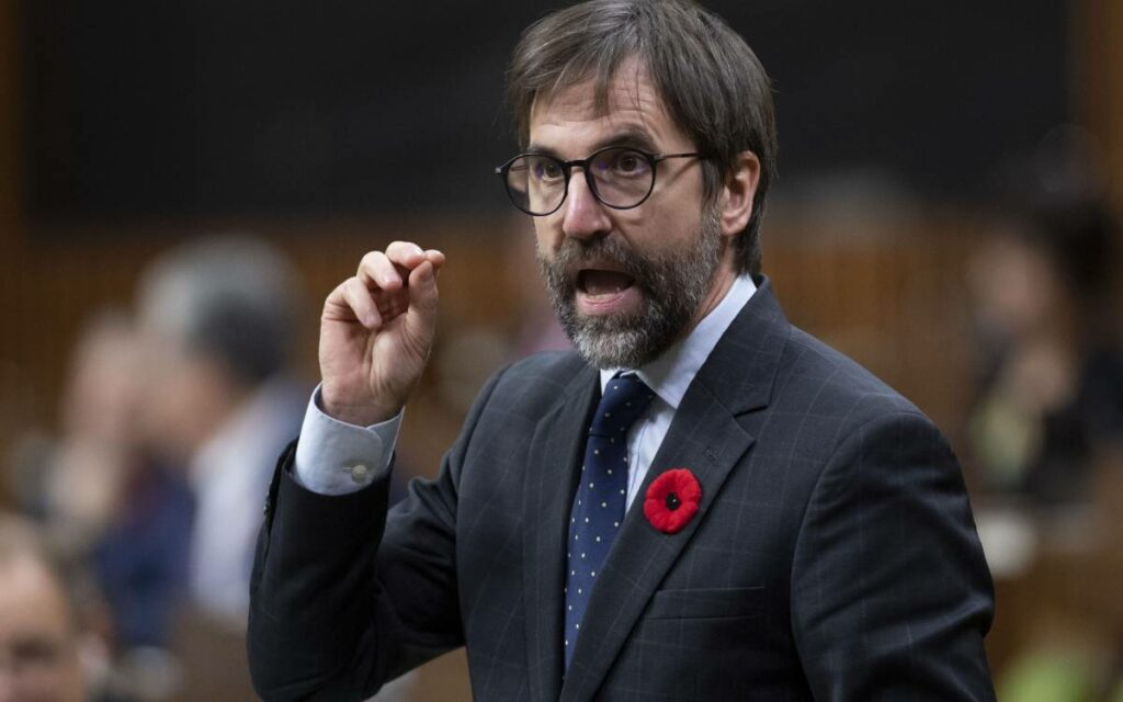 Steve Guibeault MP
